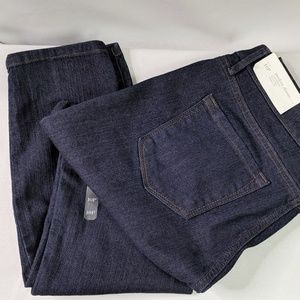 Ann Taylor Loft Dark Wash Modern Skinny Jean 10P